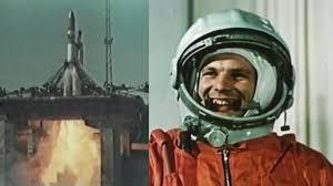 Uzaya Giden İlk İnsan: Yuri Gagarin